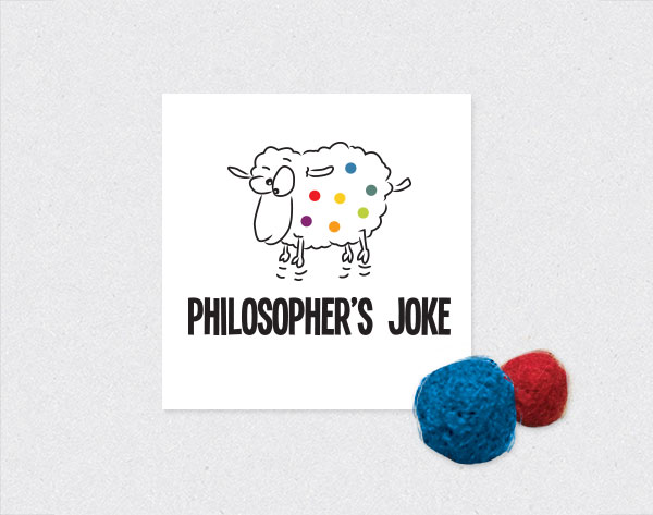 Philosopher's Joke Identity