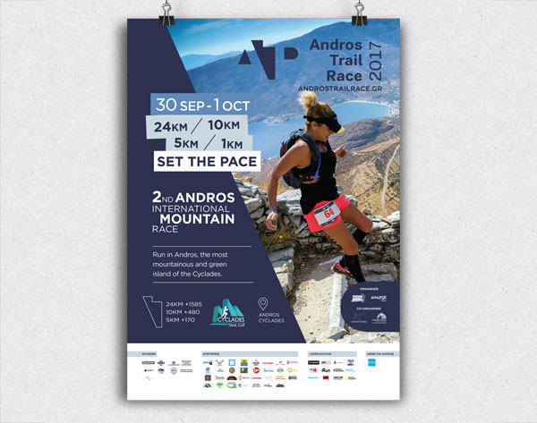 Andros Trail Race 2017 Prints