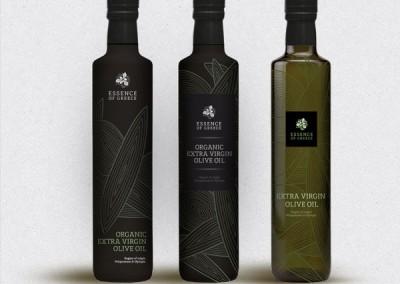 Essence of Greece Packaging