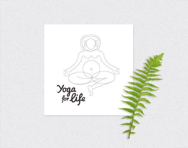 Yoga for Life Identity