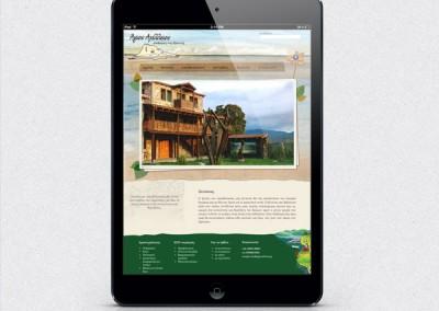 Agios Ahilios Website