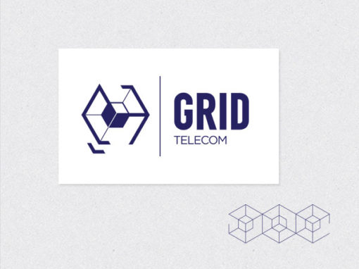 Grid Telecom Identity & Mini-site
