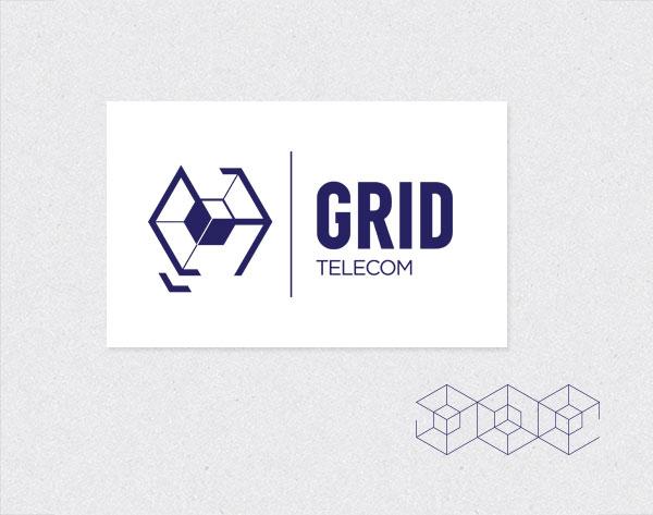 Grid Telecom Identity & Mini-site