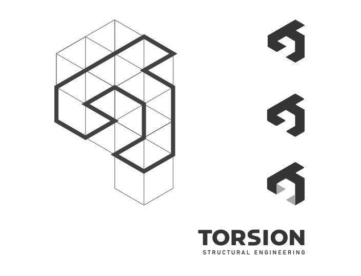 Torsion Logo Design