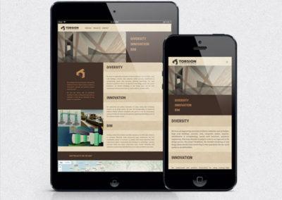 Identity & website