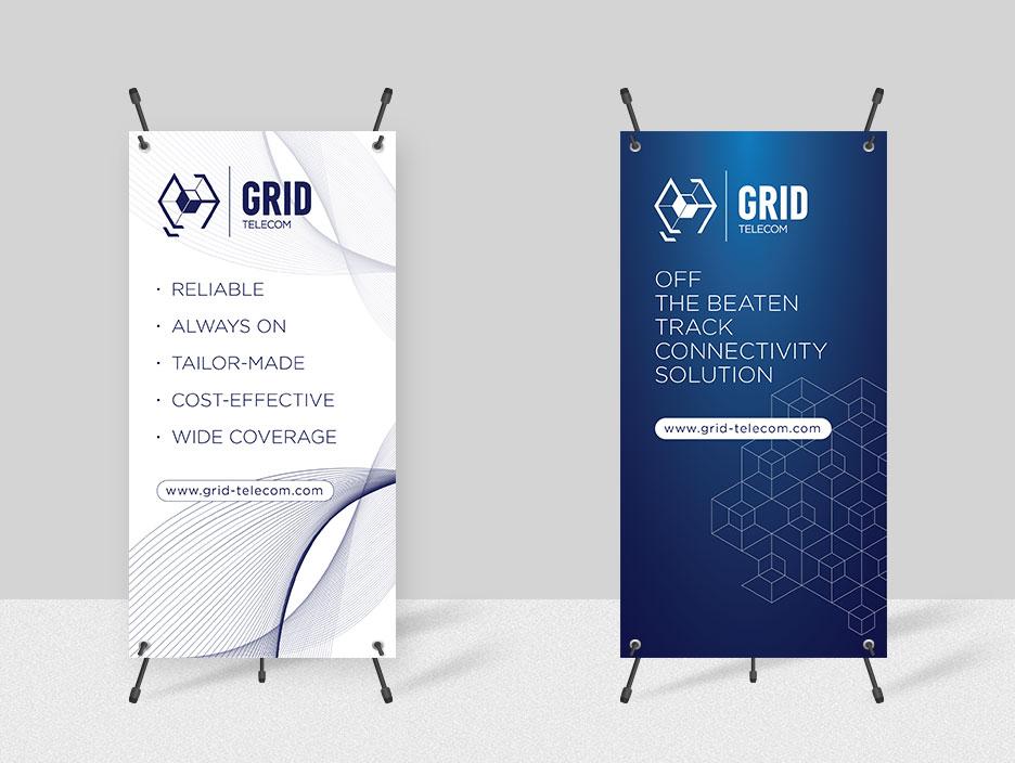 Roll-up Design for Grid