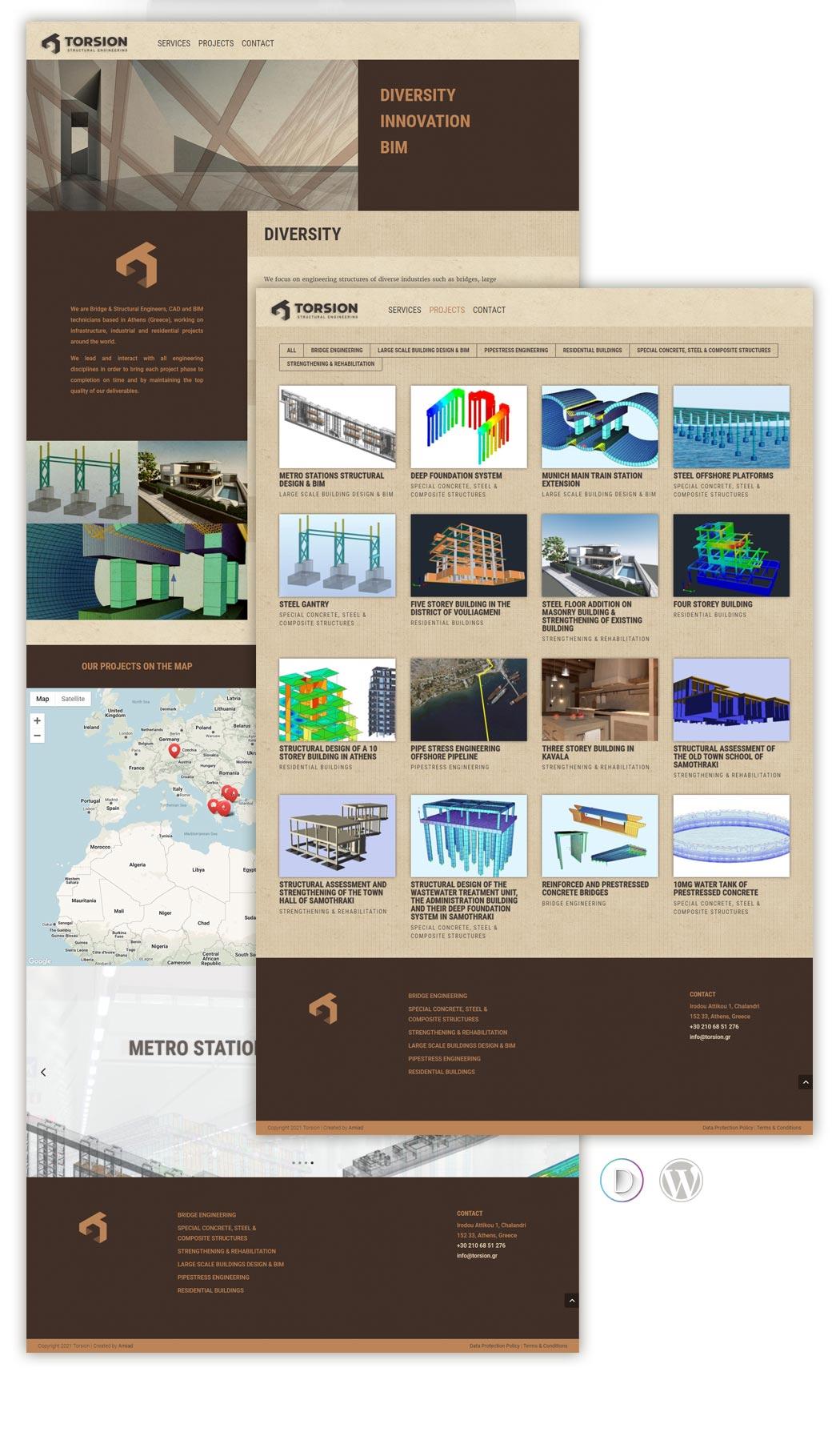 Website Torsion